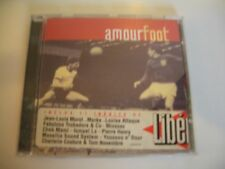 AMOUR FOOT - CD LOUISE ATTAQUE CHEB MAMI JEAN LOUIS MURAT MIOSSEC PIERRE HENRY..