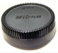 NIKON  LF-1 Nikon Rear Lens Cap Made in Japan Genuine Nikkor Ai Ai-s lenses