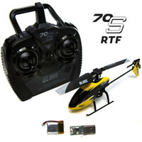 Blade BLH4200 70 S RTF Indoor Ultra-micro Helicopter w/ SAFE Technology