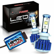 H7 CREE MK-R LED 6000K HEADLIGHT BULBS 2003 2004 LAND ROVER DISCOVERY - LOW BEAM