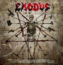 Exodus : Exhibit B: The Human Condition CD (2010) ***NEW*** Fast and FREE P & P