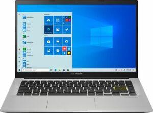 "ASUS - Vivobook 14"" Laptop - Intel 10th Gen i3 - 4GB Memory - 128GB SSD - DRE..."