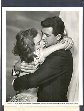 LAUREN BACALL + ROCK HUDSON EMBRACE - NEAR MINT COND - 1956 DOUGLAS SIRK FILM