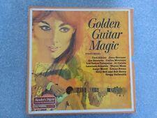 Golden Guitar Magic Reader's Digest 4 LPs RDA 75-A