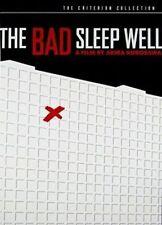 Bad Sleep Well 0037429207529 With Akira KUROSAWA DVD Region 1