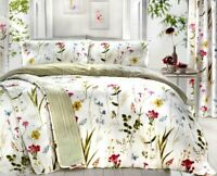 Dreams & Drapes AIMEE Multicolour Easy Care Quilted Bedspread 260 X 220CM
