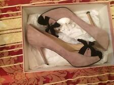 scarpe eleganti  DECOLTè DA BOUTIQUE BICOLORE, TG 39 marchio AMARANTI