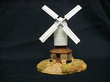 1989 Lilliput Lane Cottage Chiltern Mill with box and deed