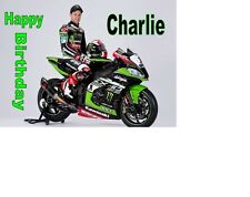 JONATHAN REA MOTOR BIKE RACING A5 BIRTHDAY CARD PERSONALISED