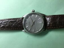 Rolex Vintage stainless steel men Ref 6565 From circa 1959