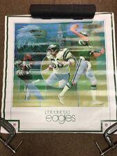 1979 original Stancraft Damac Philadelphia Eagles NFL vintage poster