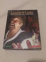 Lands of Lore: Guardians of Destiny (PC, 1997) FRENCH VERSION COMPLETE BIGBOX