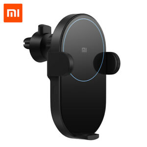 For Xiaomi Mi 20W Qi Car Wireless Charger Infrared Sensor Phone Holder