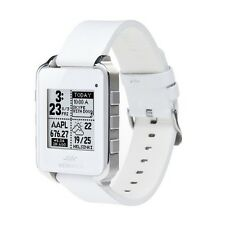 New Meta Watch MW3001 Fitness Monitor Frame White Smartwatch for iPhone Android