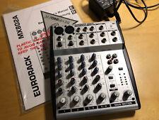 BEHRINGER Eurorack UB802 Mixing Platine Mixer DJ Equipment Mischpult