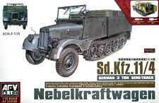1/35 AFV Club German SD.KFZ 11/4 Nebelkraftwagen #35S36