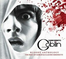 Goblin Bloody Anthology  - Original Tracks - Limited Edition - Claudio Simonetti