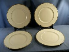 Set of 4 Royal Doulton The Romance Collection Heather Pattern Dinner Plates