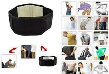 16 Magnetic Waist Lumbar Belt Brace for Lower Back Pain Relief Therapy Supports