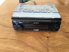 SONY DSX-A400BT MECHLESS BLUETOOTH CAR RADIO STEREO USB AUX PLAYER