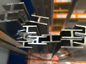 Aluminium H Profile Section