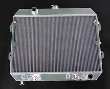 3 ROWS FIT FOR Datsun 280ZX 79 80 81-1983 ALUMINUM RADIATOR CU634