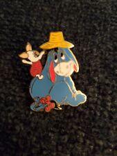 Disney Pins Piglet And Eeyore