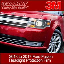 Headlight Protection Film by 3M for 2013 to 2017 Ford Flex