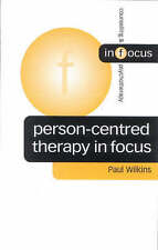 Person-Centred Therapy in Focus (Counselling & Psychotherapy in Focus Series), G