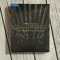 Game of Thrones: The Complete 8 Season (Blu-ray Disc, 2020) No Digital US Seller