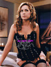THE OFFICE - HAND SIGNED PHOTO - PAM BEESLEY WITH COA AUTOGRAPHED PROMO