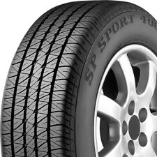 2 New Dunlop SP Sport 4000 DSST CTT 225/60R17 98T A/S All Season Run Flat Tires
