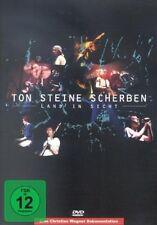 TON STEINE SCHERBEN - LAND IN SICHT  DVD NEU