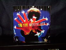 THE CURE GREATEST HITS - RARE ARGENTINIAN CD NM