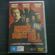 House On Haunted Hill DVD Vincent Price