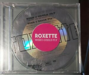 CD promo de ROXETTE, raro