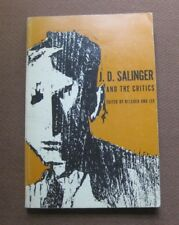 J.D. SALINGER AND THE CRITICS - Belcher and Lee - 1st PB 1962 - catcher in rye