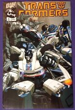TRANSFORMERS: GENERATION ONE 2 May 2002 9.2-9.4 NM-/NM AUTOBOT STANDARD COVER!!!
