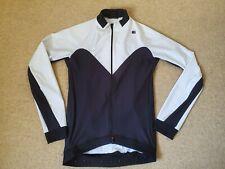 New MCipollini Snugline Thermal Long Sleeve Jersey XL / 50 Black / White