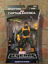 Marvel Legends HYDRA SOLDIER Captain America Mandroid Wave BAF X-Men Agent 2013