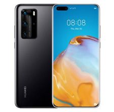 "HUAWEI P40 PRO 5G 256GB 8GB RAM DISPLAY 6.58"" DUAL SIM BLACK - No Servizi Google"