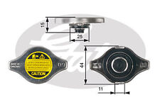 Gates Radiator Cap RC127  - BRAND NEW - GENUINE - 5 YEAR WARRANTY