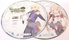 TALES OF SYMPHONIA - CHRONICLES DAWN OF THE NEW WORLD (DISC 3 & 4 ONLY) #894