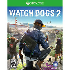 Watch Dogs 2 Xbox One [Brand New]