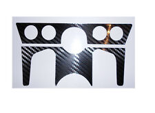 HONDA CB600 HORNET Carbon Fibre Effect Top Yoke Protector Cover Decal