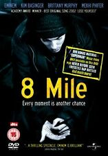 8 MILE - DVD - REGION 2 UK
