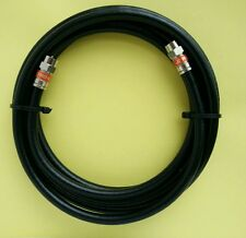3m Foxtel approved quad shield RG6 Cable Austar Vast Optus cable modem Fly Lead