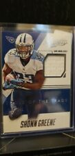 SHONN GREENE 2014  ABSOLUTE Rc TOOLS OF THE TRADE JERSEY #'D xx/249 !