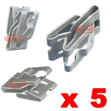 FORD SIDE PILLAR & BOOT TRIM PANEL METAL CLIPS CLAMPS FOCUS FIESTA MONDEO S MAX