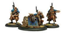 Warmachine Cygnar Trencher Cannon Crew PIP31058 - Used